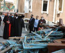 Кардинал Паролин: Папа может утешить ливанцев своим визитом