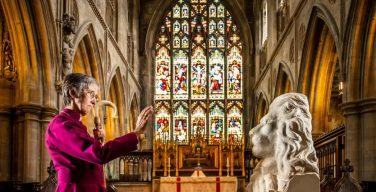 Фасад англиканской церкви в Йоркшире украсят персонажи из «Хроник Нарнии»