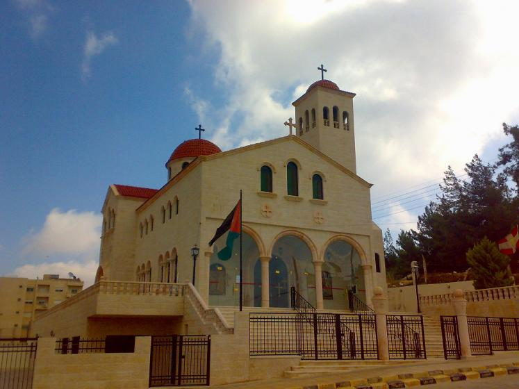 В Иордании из-за коронавируса на две недели прекращены службы в церквях и мечетях