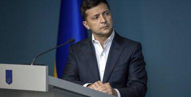 Зеленский на еврейском форуме заверил, что Украина уважает все религиозные конфессии