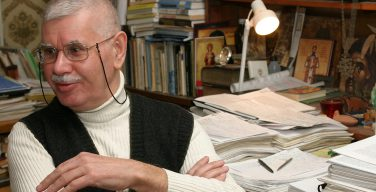 Умер переводчик «Улисса», философ и богослов Сергей Хоружий