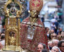Архиепископ Неапольский возвестил об очередном чуде с кровью небесного покровителя города