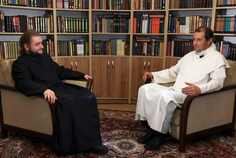 «Что такое монашеский орден?» — православный священник взял интервью у католического (ВИДЕО)