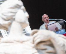 Слово Папы Франциска перед чтением молитвы «Ангел Господень» в 24-е Рядовое воскресенье. 13 сентября 2020 г., площадь Св. Петра