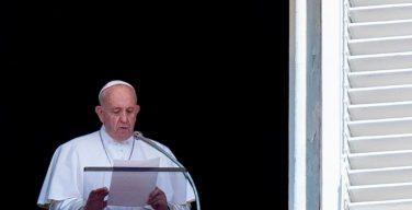 Слово Папы Франциска перед чтением молитвы «Ангел Господень» в 26-е Рядовое воскресенье. 27 сентября 2020 г., площадь Св. Петра