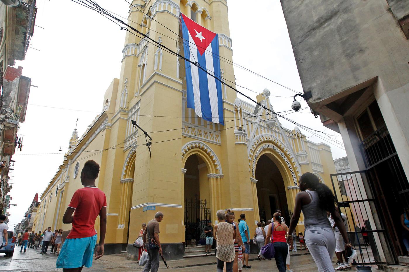 На Кубе впервые прошла трансляция церковного праздника Богоматери Милосердия