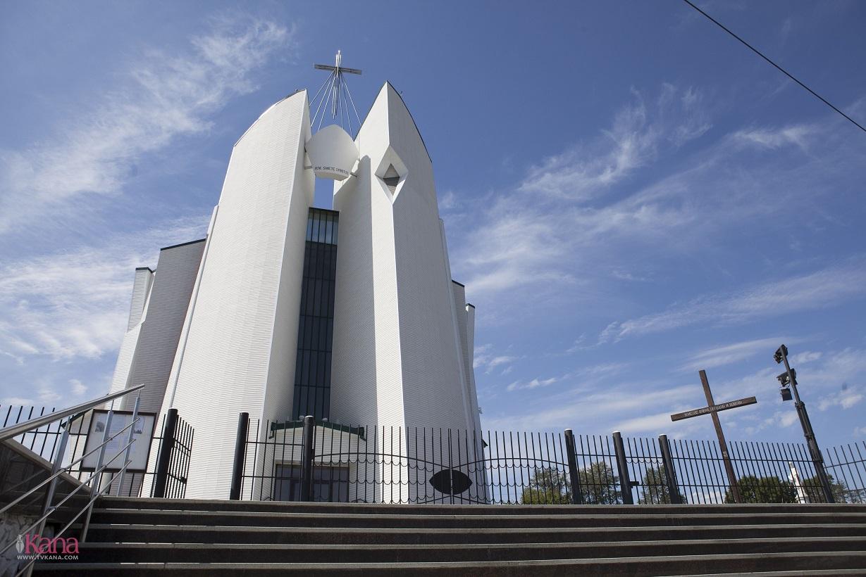 Главному храму Епархии Святого Иосифа в Иркутске исполнилось 20 лет!