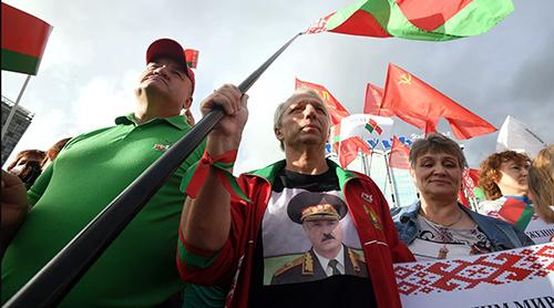 Лукашенко: костелы в Беларуси будут работать