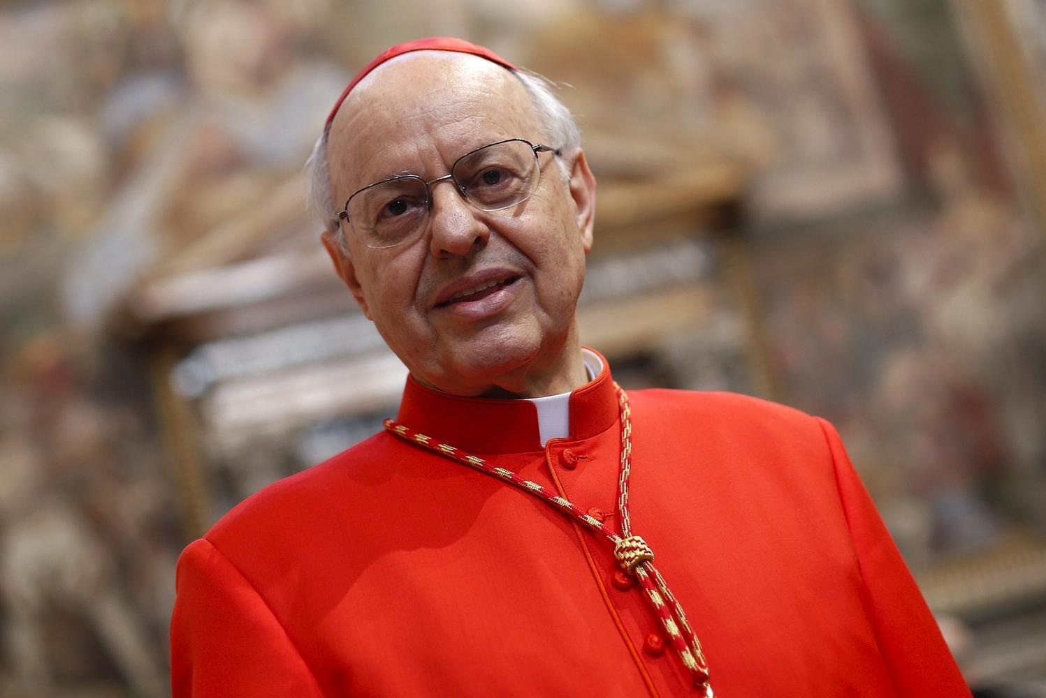 Кардинал Балдиссери оставляет пост генерального секретаря Синода епископов