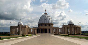 В Кот-д'Ивуаре отметили 30-летний юбилей крупнейшего католического храма в мире