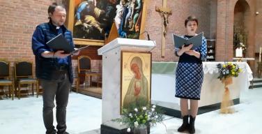Литания Пресвятой Деве Марии Матери Слова Божия прозвучала под сводами главного храма Преображенской епархии