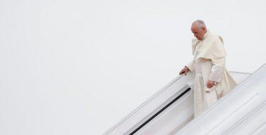 До конца текущего года Папа Франциск не будет совершать апостольских путешествий