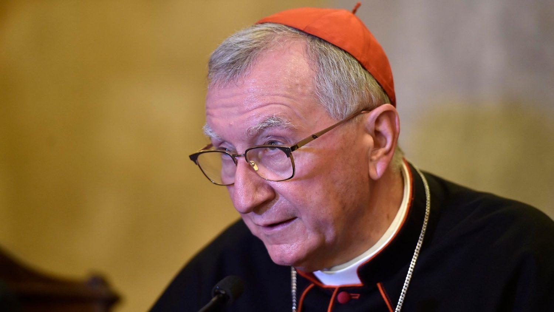 Кадинал Паролин: Ватикан участвует в судьбе архиепископа Кондрусевича