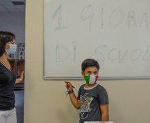 Италия ввела новые правила для школы эпохи COVID-19