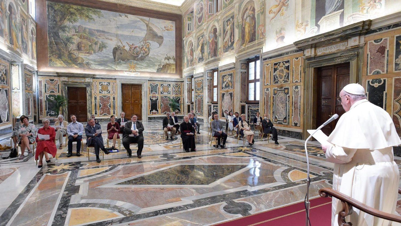 Папа: католические СМИ – сеятели надежды на лучшее завтра