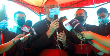 Папа: Господь уготовал мирное будущее для Ливана