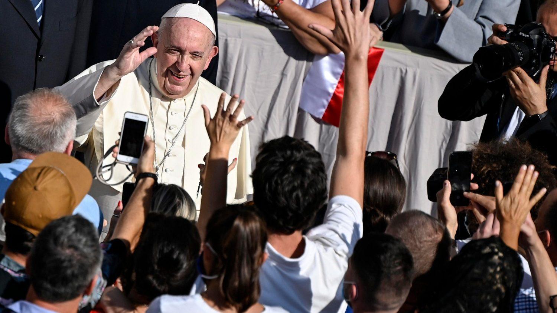 Папа: для исцеления мира необходима любовь