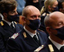 Папа – итальянским полицейским: спасибо за терпеливое служение