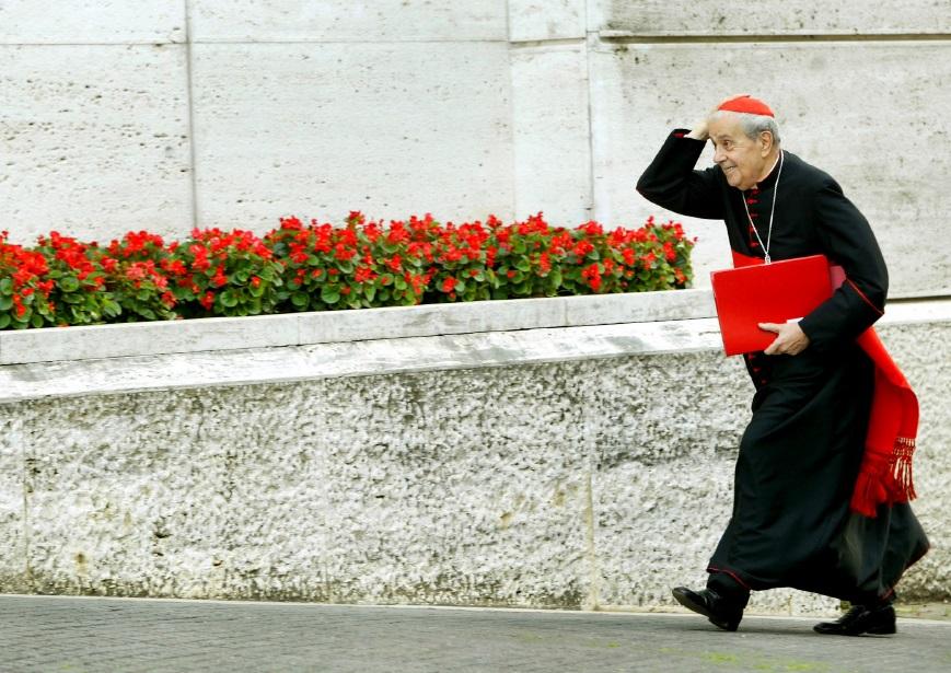 Кардинал Сильвестрини, зодчий ватиканской Östpolitik