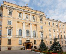 В Санкт-Петербургской Духовной Академии введён карантинный режим