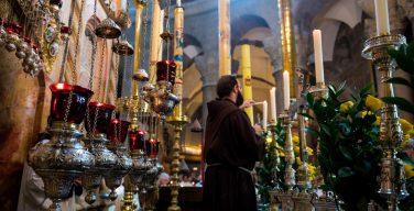 13 сентября в Католической Церкви пройдет Сбор пожертвований для Святой Земли