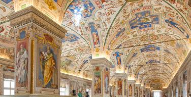 Апостольская библиотека Ватикана модернизировала интернет-портал