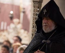 Католикос всех армян прервал визит в Ватикан из-за ситуации в Нагорном Карабахе