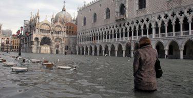 В связи с разрушением Венеции из-за изменения климата ученые намерены создать «цифровой аватар» города