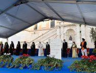 Папа: «Заповедь мира заложена в глубины религиозных традиций»