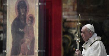 Папа: без матерей у мира нет будущего