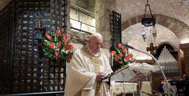 Обнародована энциклика Папы Франциска Fratelli tutti