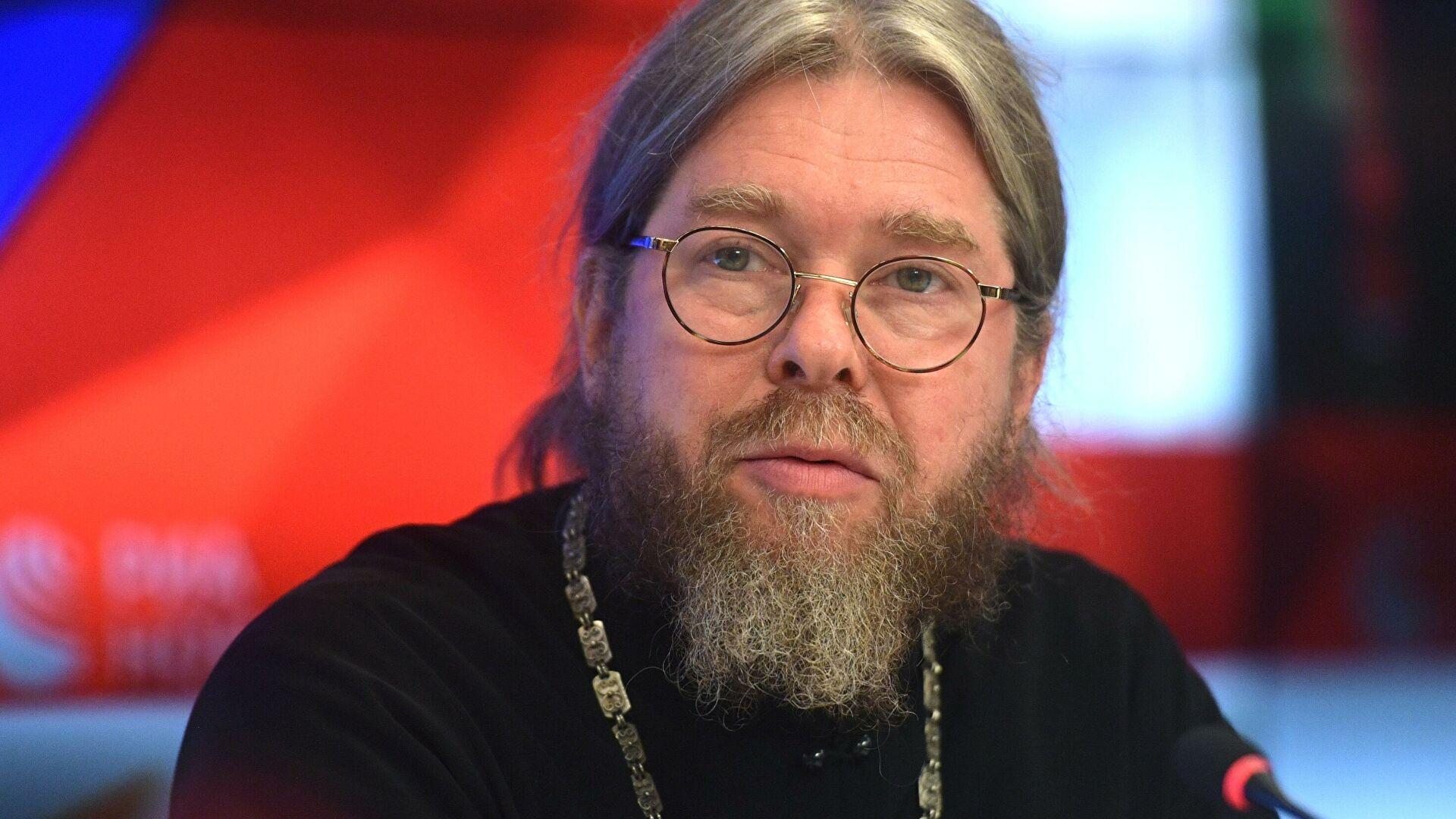 Митрополит Тихон озвучил позицию РПЦ по новейшим биотехнологиям