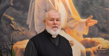 К возвращению католикам Барнаула исторического здания костёла.Интервью с отцом Богданом Каленцки