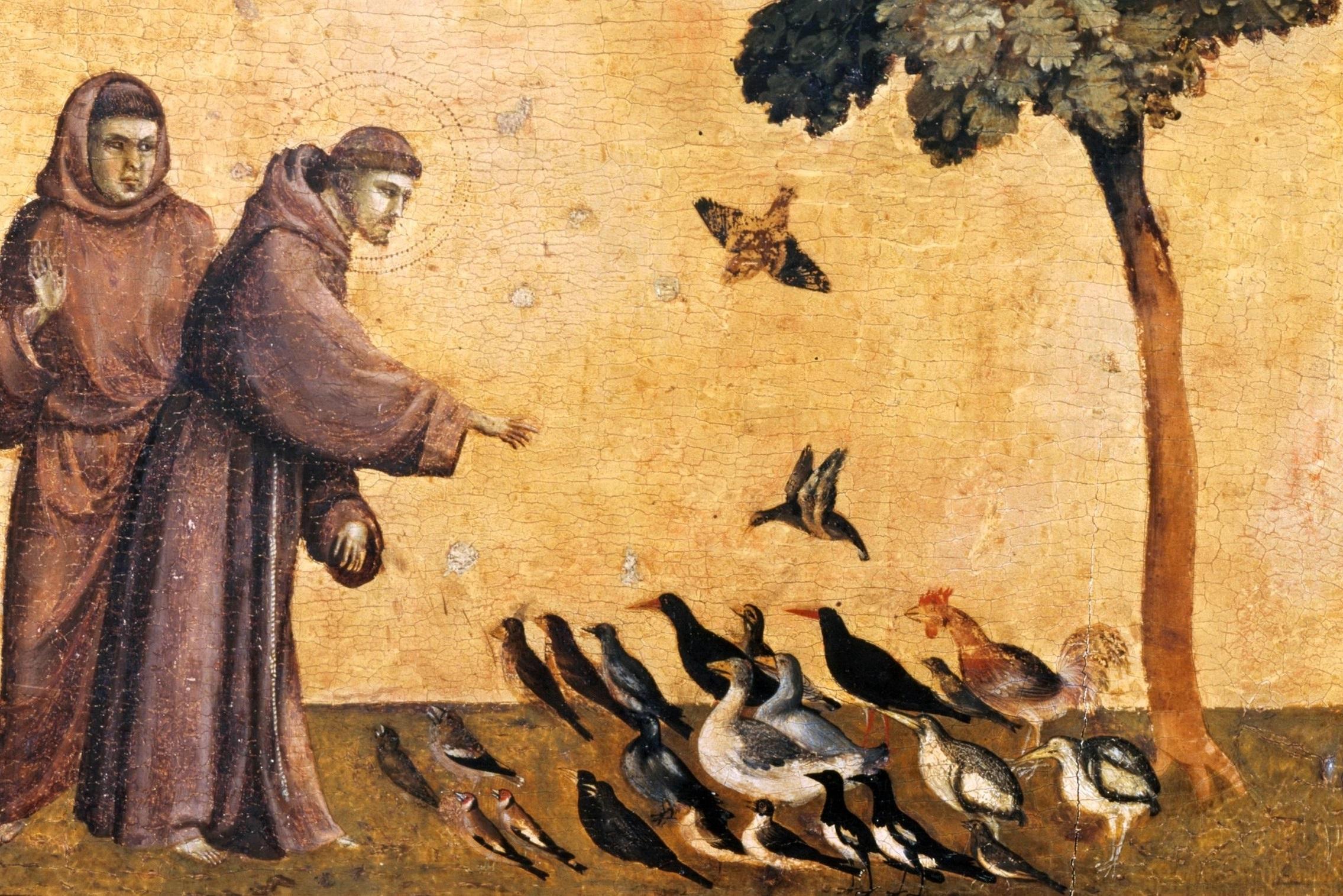 Св. Франциск Ассизский «Песнь о брате Солнце, или Хвалы творений»