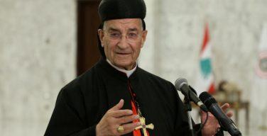 Маронитский патриарх отмечает, что делимитация морских границ Ливана и Израиля не означает нормализацию их отношений