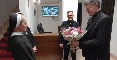 Апостольский нунций в Республике Беларусь архиепископ Анте Йозич прибыл в Минск