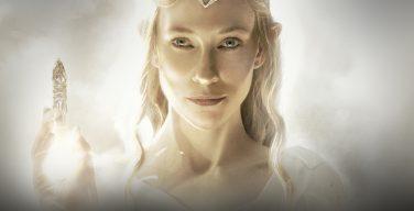 Розарий во «Властелине колец» Толкина