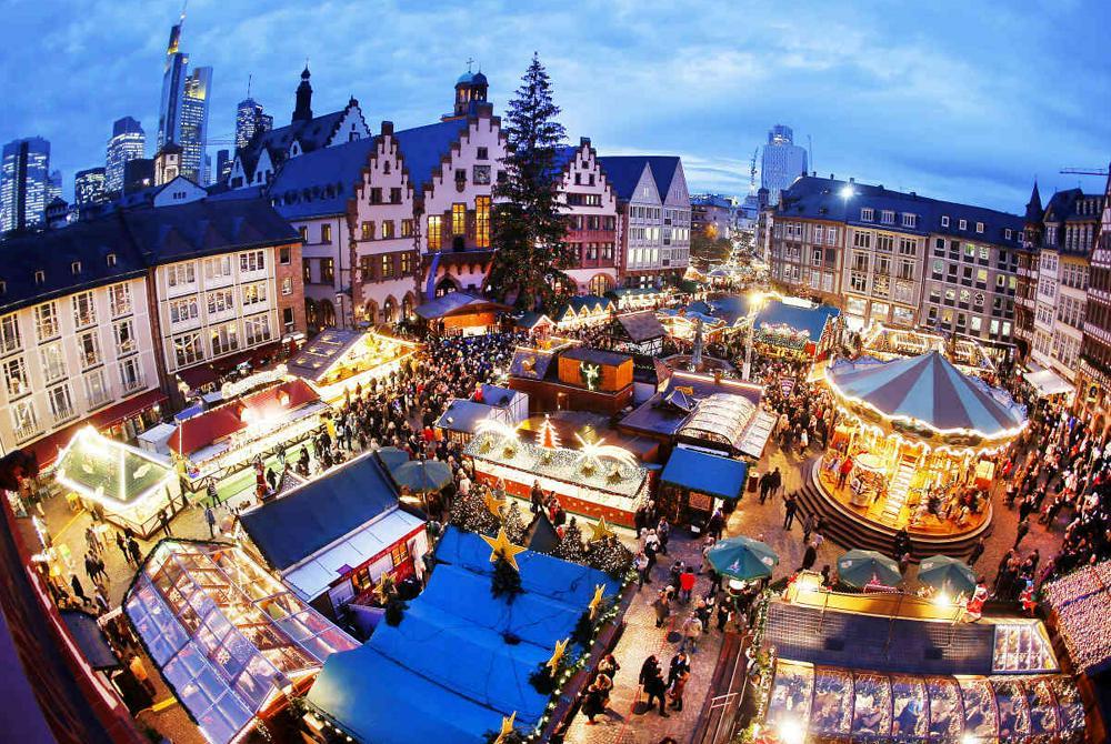 Страны Европы начали отменять традиционные рождественские ярмарки из-за коронавируса