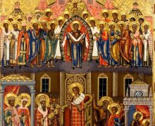 14 октября греко-католики и православные отмечают праздник Покрова Пресвятой Богородицы