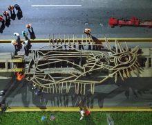 В Мексике спасена статуя Богоматери Гваделупской, снесенная в реку ураганом 10 лет назад (ФОТО)