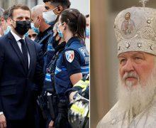 Патриарх Кирилл направил соболезнования президенту Франции и епископу Ниццы