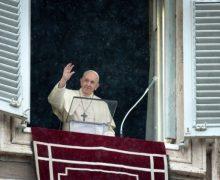 Слово Папы Франциска перед чтением молитвы «Ангел Господень» в 27-е Рядовое воскресенье. 4 октября 2020 г., площадь Св. Петра