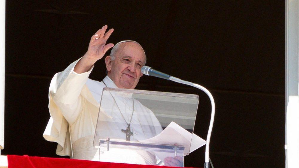 Слово Папы Франциска перед чтением молитвы «Ангел Господень» в 29-е Рядовое воскресенье. 18 октября 2020 г., площадь Св. Петра