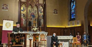 «Будущее православно-католических отношений в США» – лекция архиепископа Элпидофора в Фордемском университете