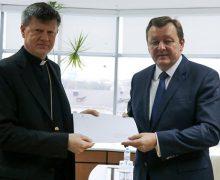Приступил к работе новый Апостольский нунций в Республике Беларусь