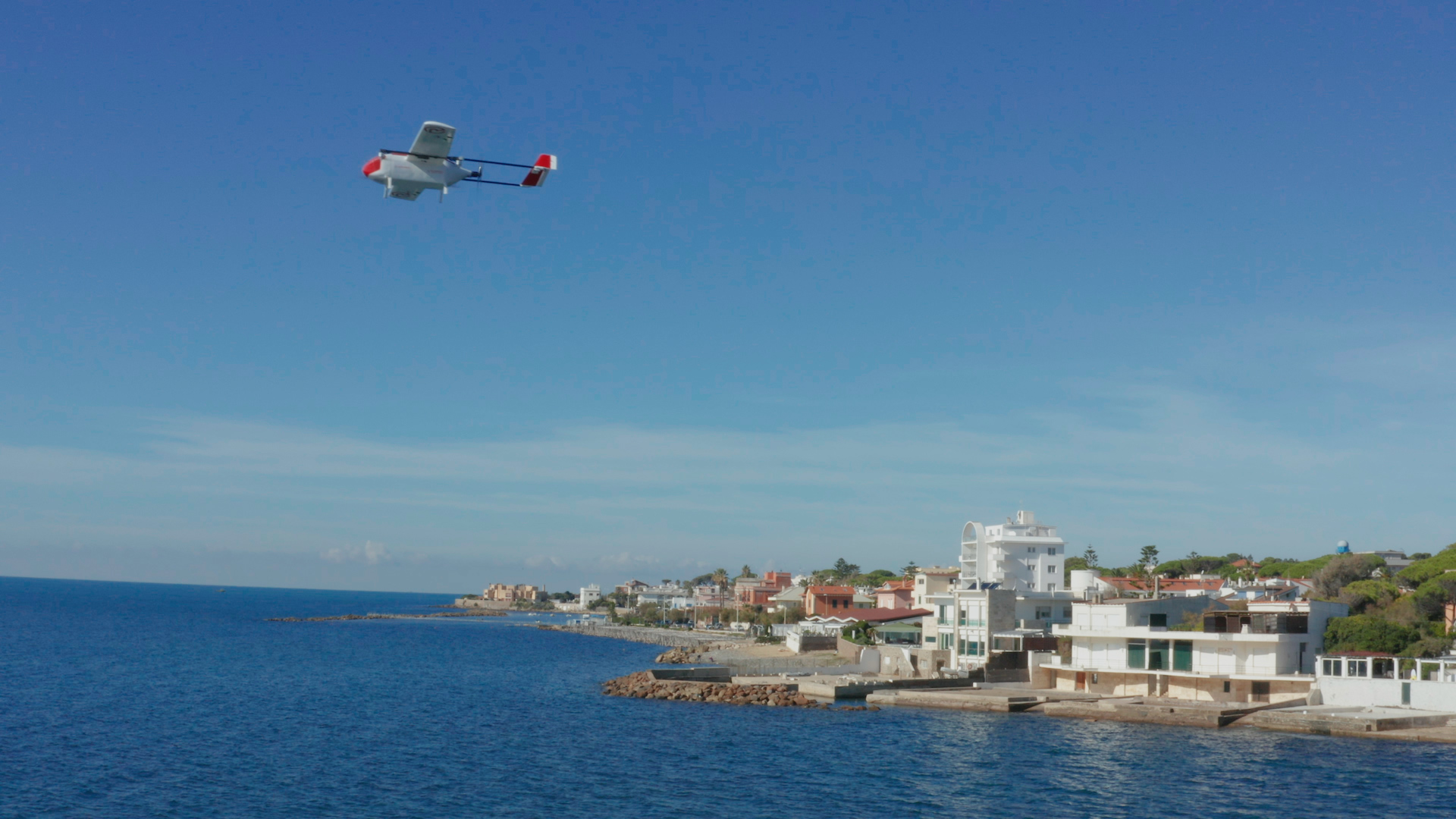 Ватиканская больница «Бамбино Джезу» испытывает дроны