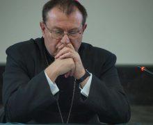 Архиепископ Павел Пецци заразился коронавирусом