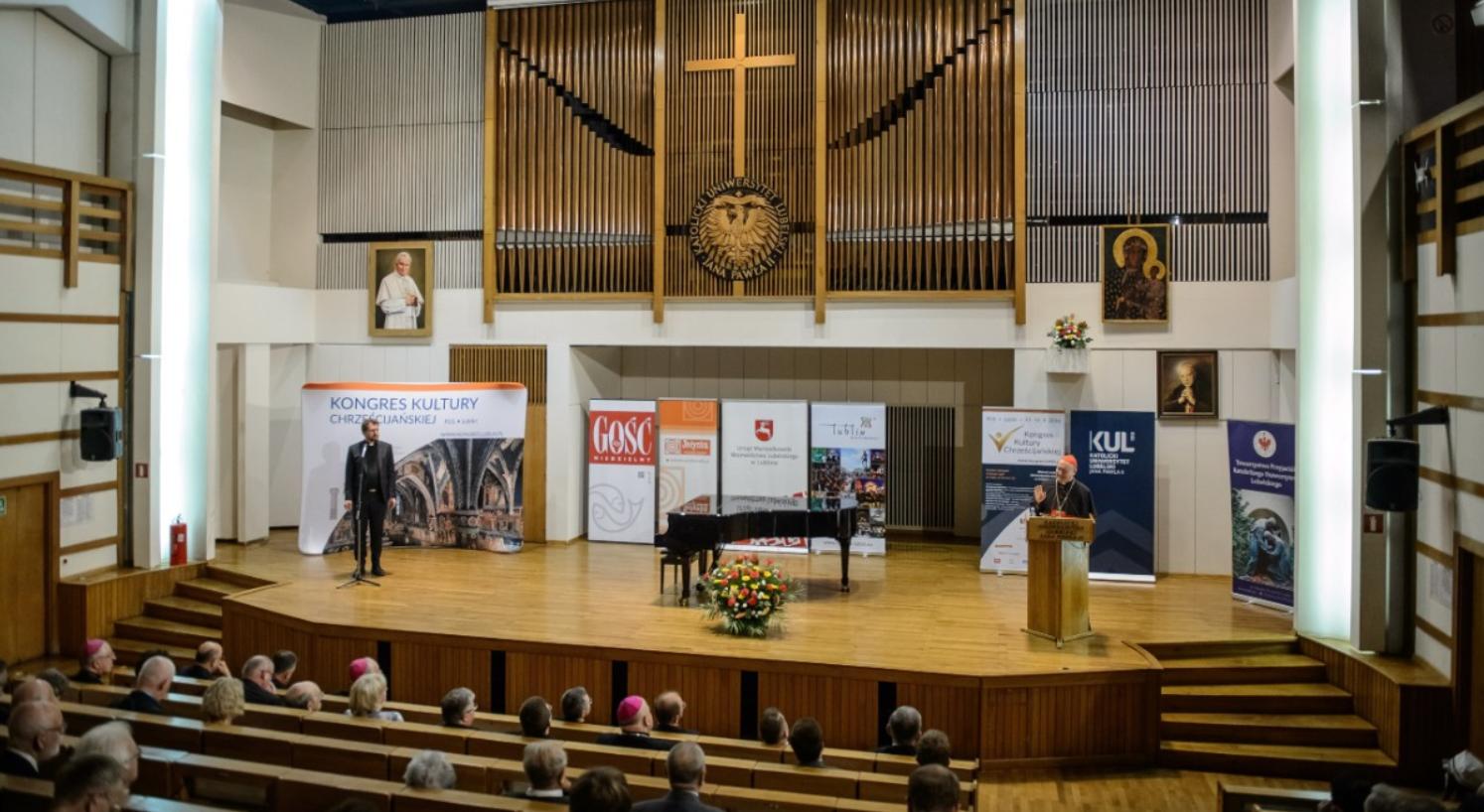 В Польше пройдет международный фестиваль христианской культуры