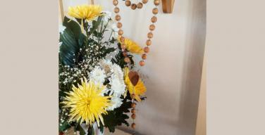Дочери Милосердия в последний день октября напомнили о любимой молитве многих святых