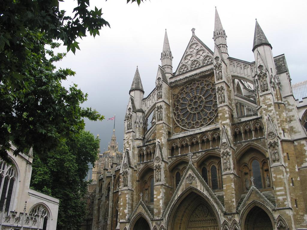 Издана полная история Вестминстерского аббатства